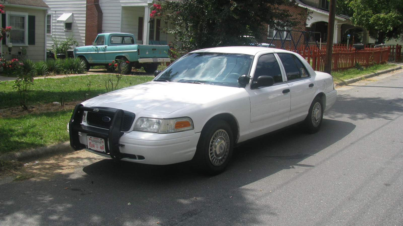 2001 Ford Crown Victoria #12