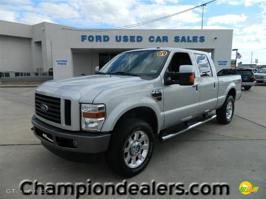 2009 Ford F-250 Super Duty #5