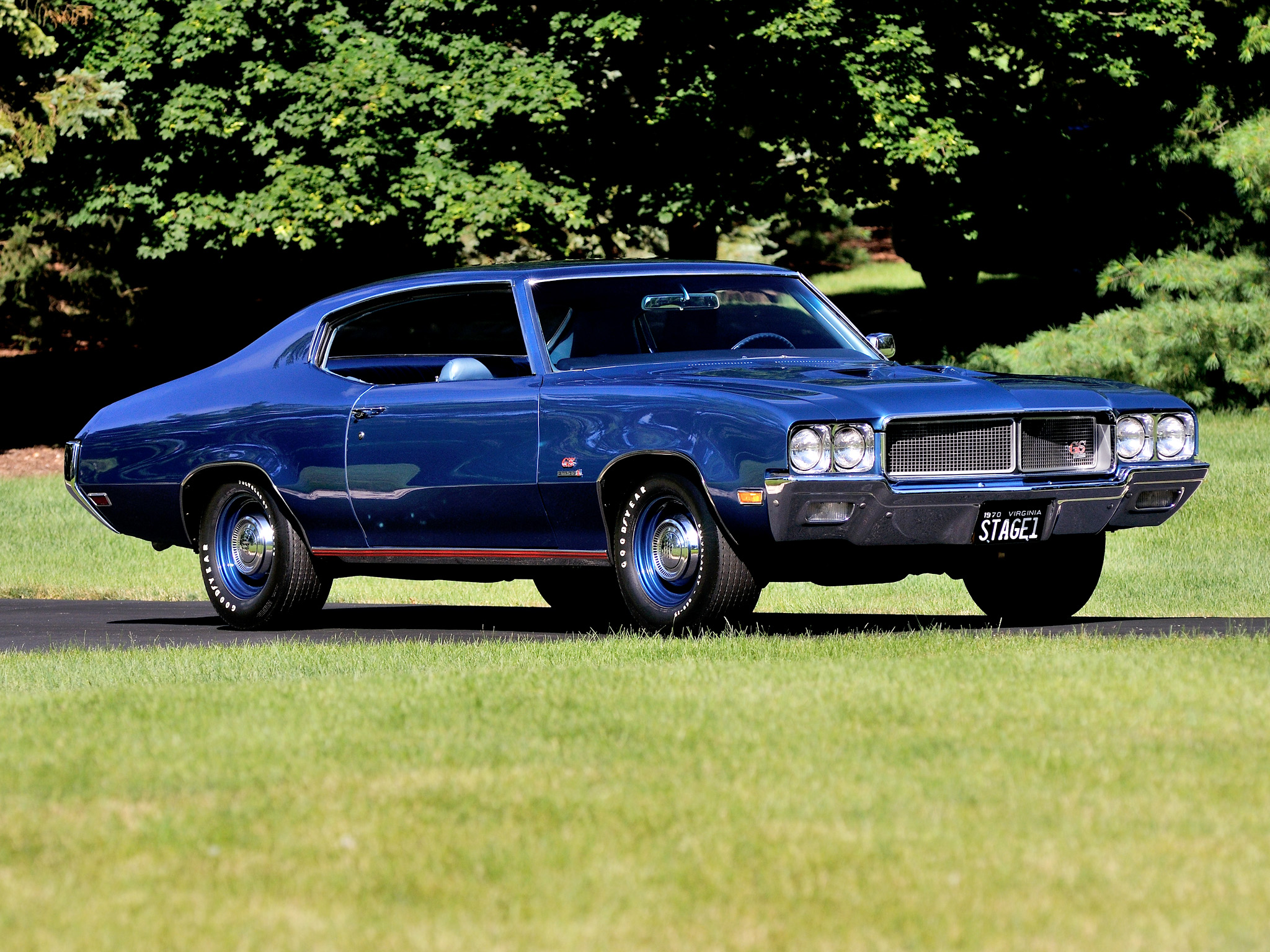 1970 Buick GS #15