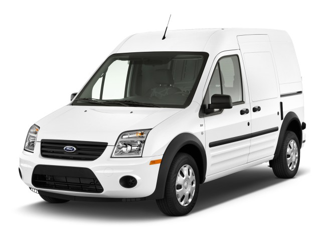 2011 Ford Transit Connect #1