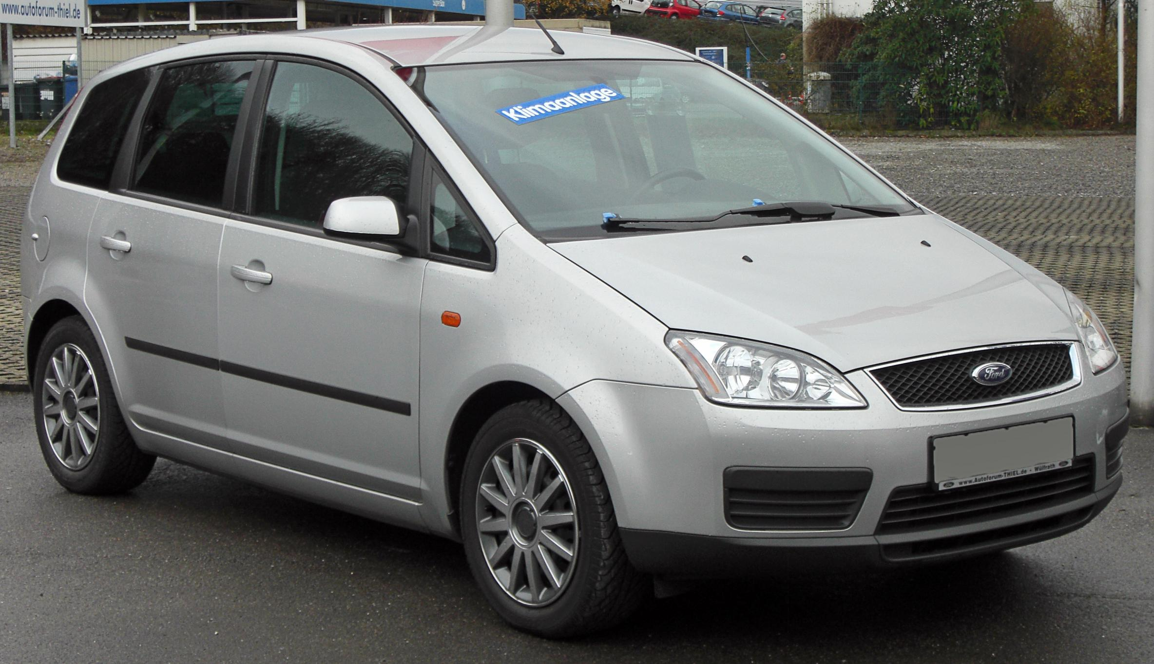 2010 Ford C-Max #12