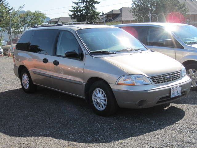 2001 Ford Windstar #10