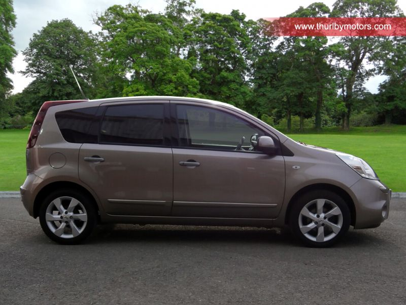 2011 Nissan Note #4
