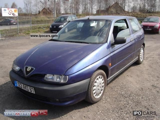 1996 alfa romeo 145 photos informations articles. Black Bedroom Furniture Sets. Home Design Ideas