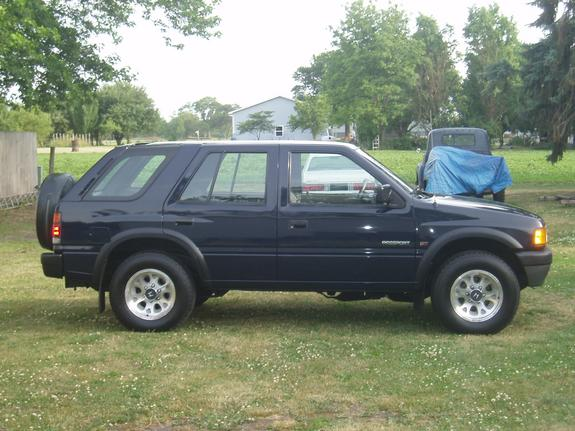 1994 Honda Passport #12