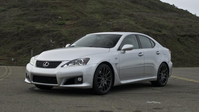 2014 Lexus Is F #9