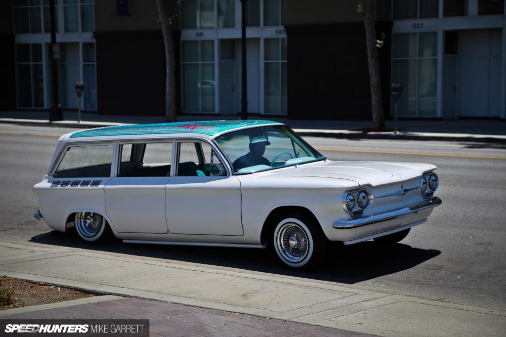 1961 Chevrolet Corvair #15