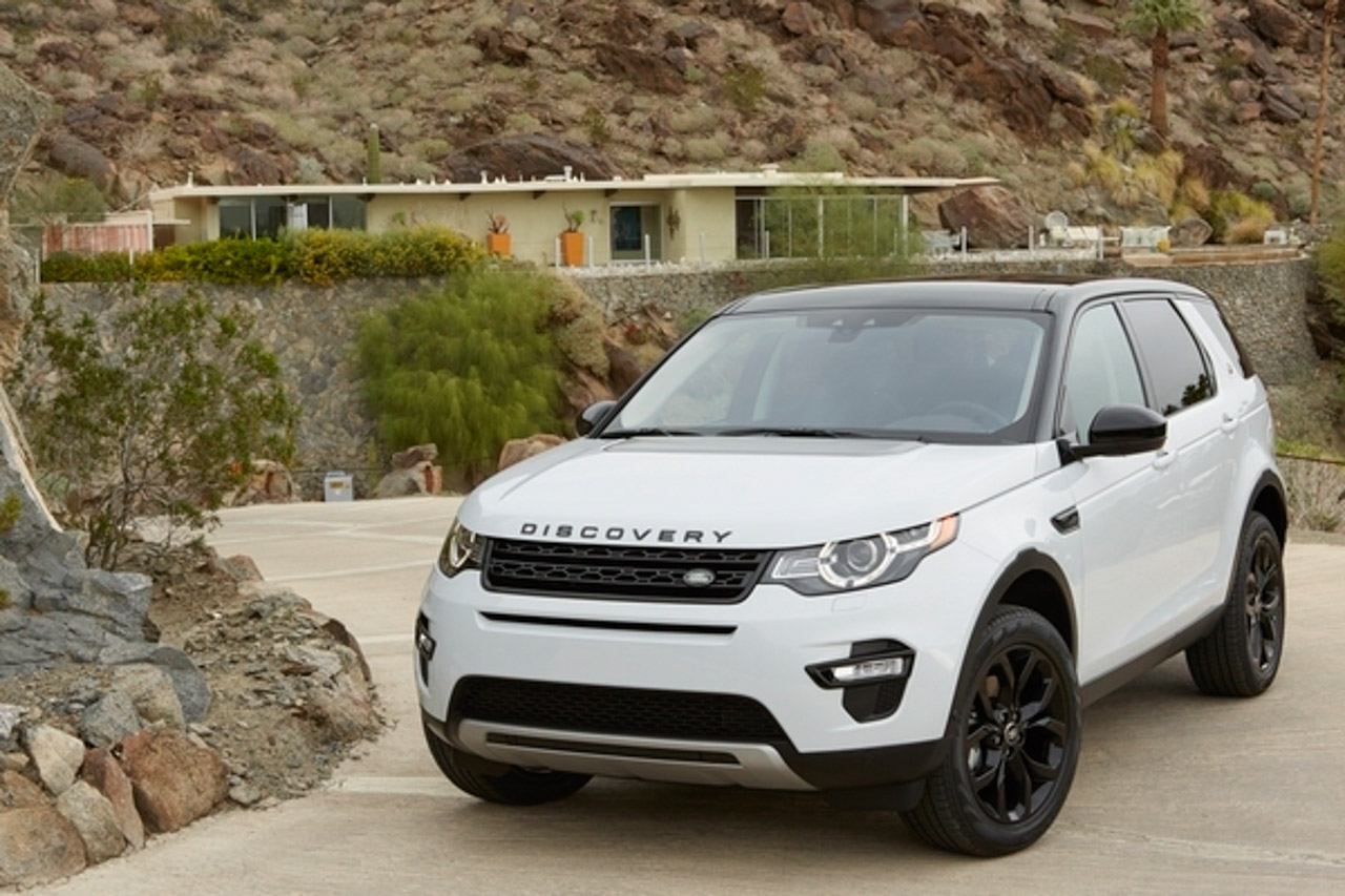 2015 Land Rover Discovery Sport #16