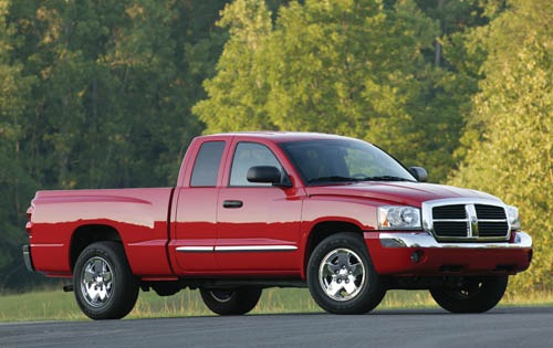 2005 Dodge Dakota #12