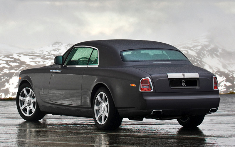 2008 Rolls royce Phantom #10