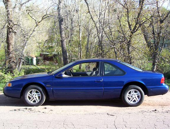 1996 Ford Thunderbird #5