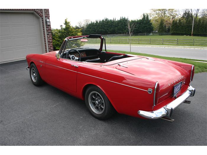 1965 Sunbeam Tiger #14