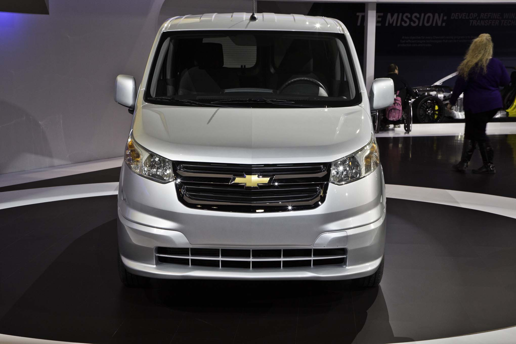 Chevrolet City Express #16
