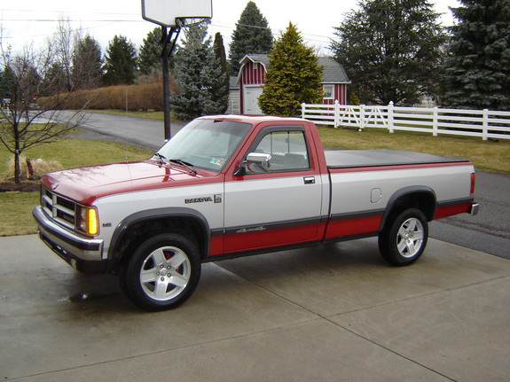 1990 Dodge Dakota #2