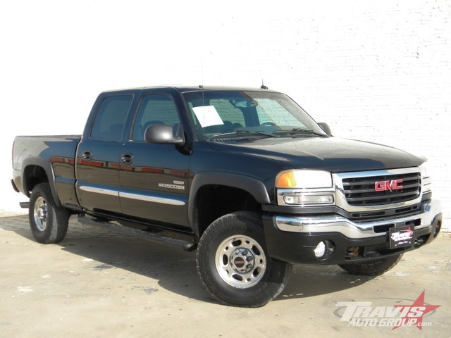 2003 GMC Sierra 2500hd #2