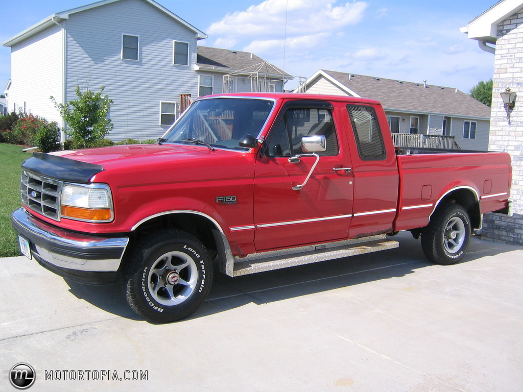 1993 Ford F-150 Photos  Informations  Articles