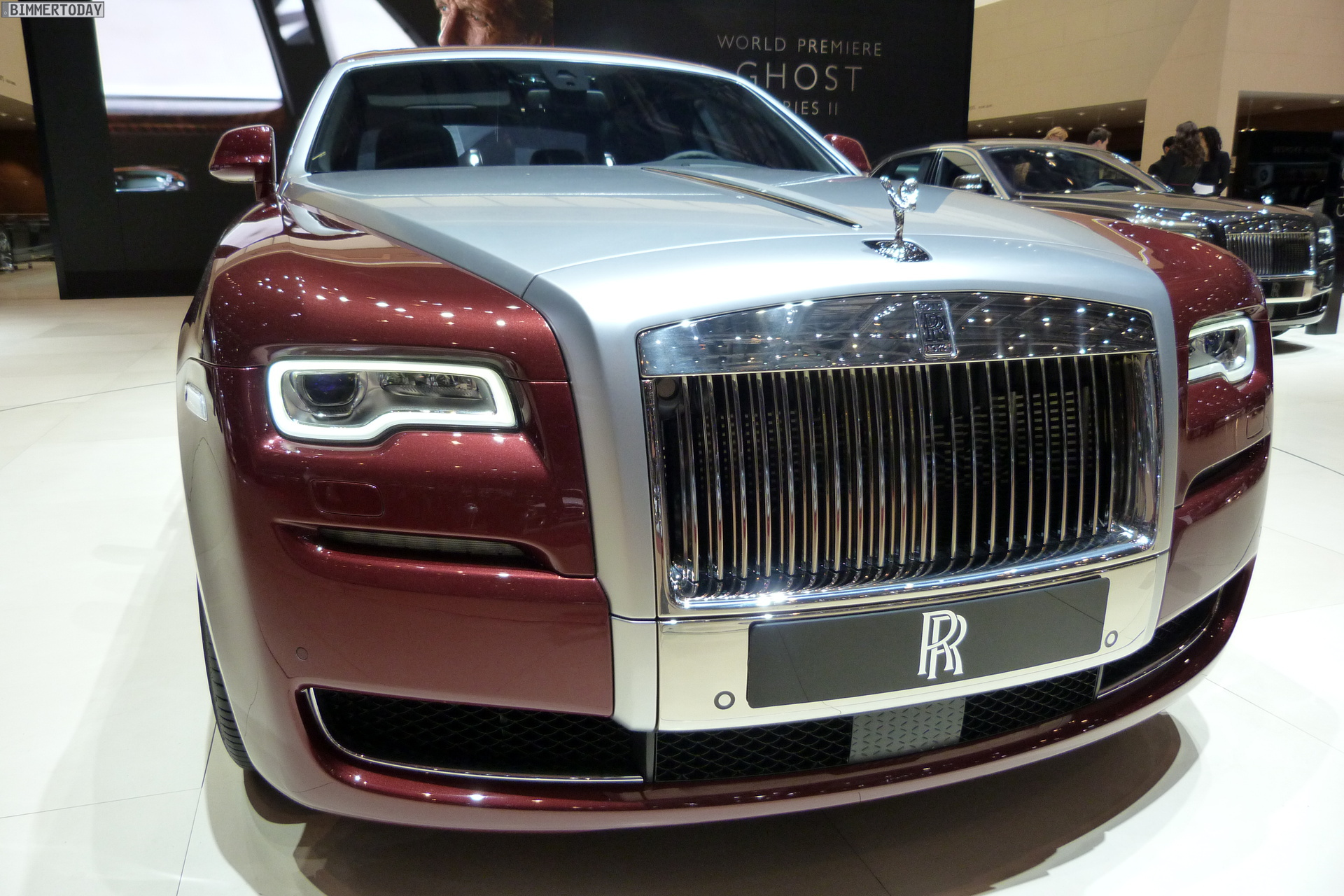 Rolls royce Ghost Series Ii #16