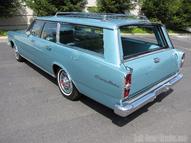 Ford Station Wagon #7