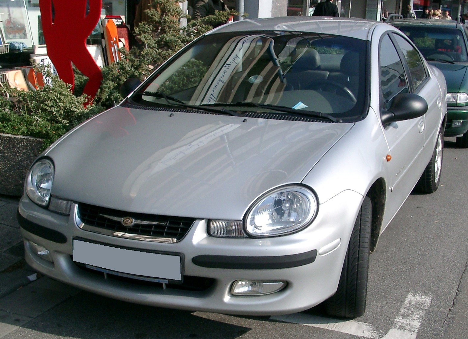 Chrysler Neon #6