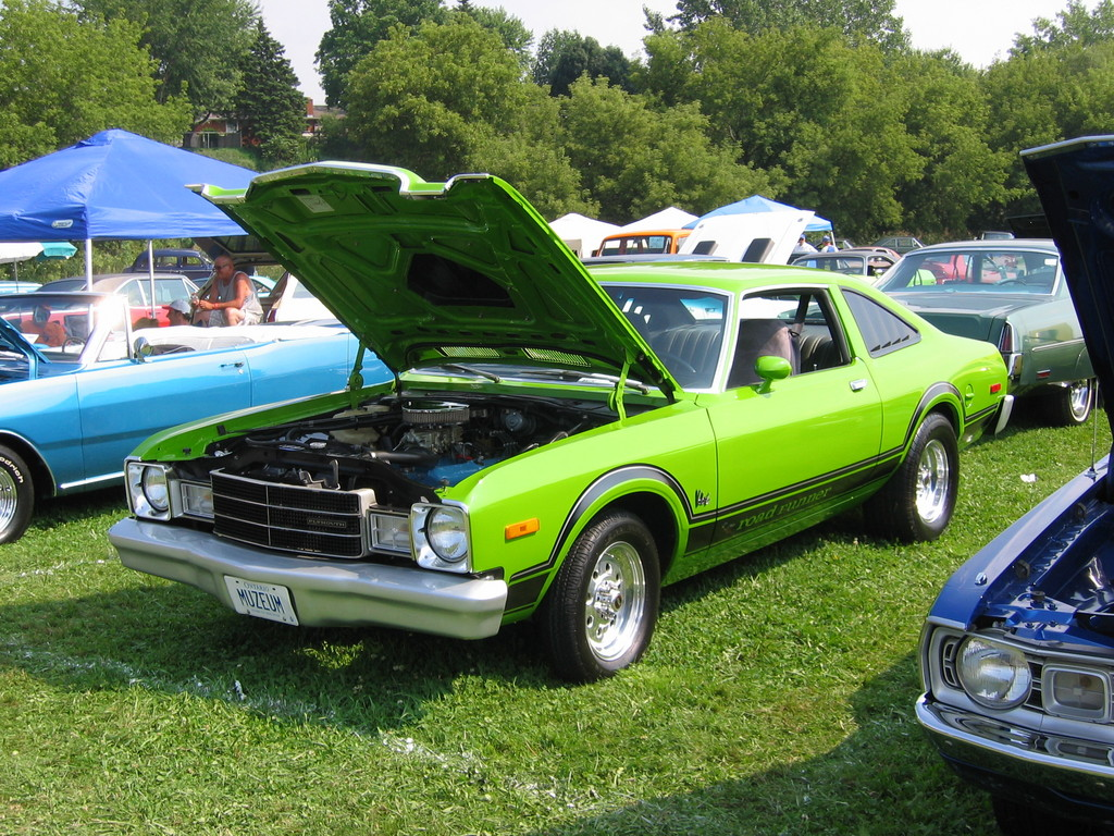 1976 Plymouth Volare #9