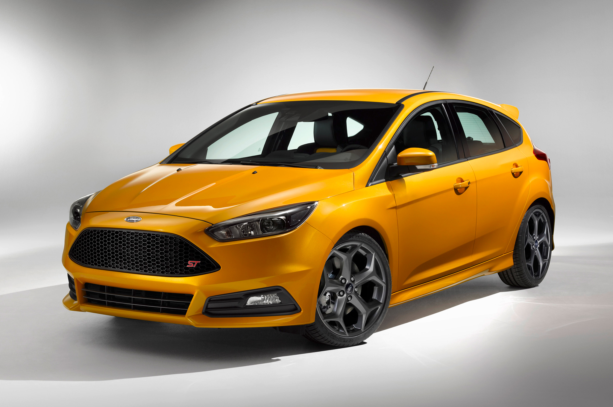 2015 Ford Focus St #4