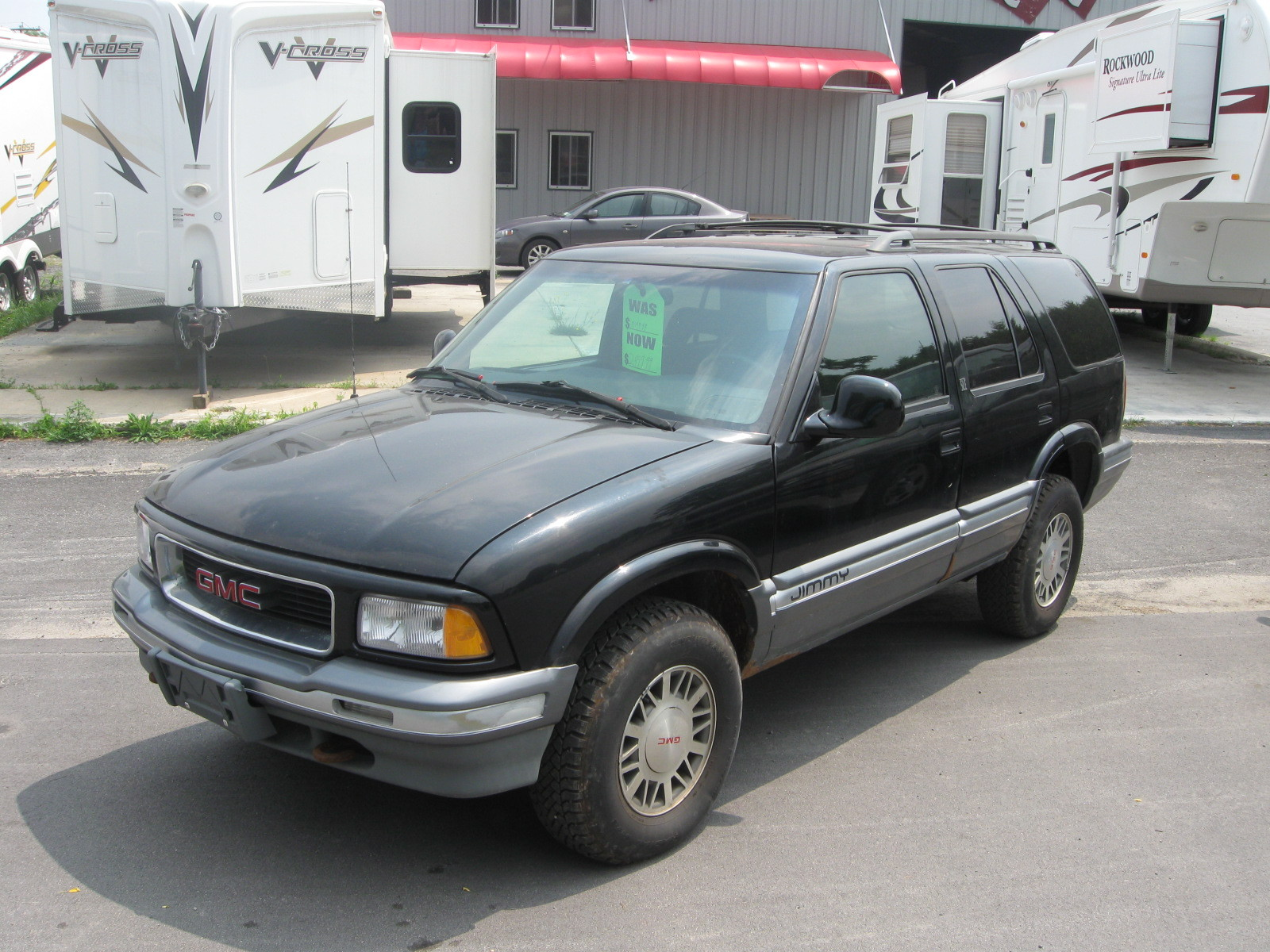 1998 GMC Jimmy #7