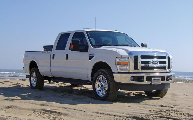 2008 Ford F-350 Super Duty #1