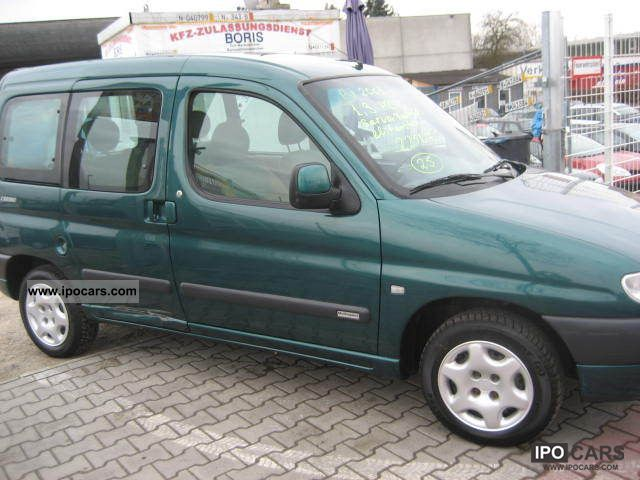 2001 Citroen Berlingo #9