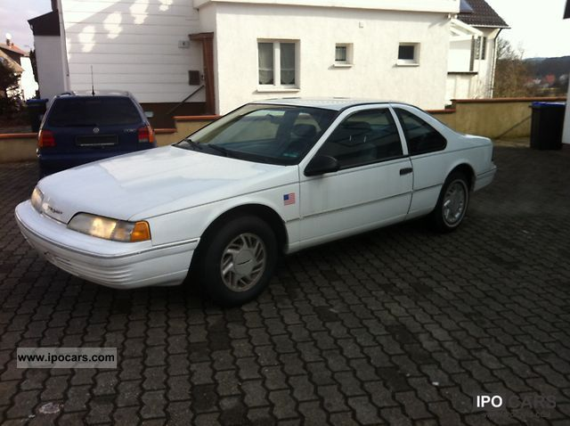 1991 Ford Thunderbird #4