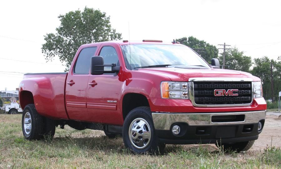 2011 GMC Sierra 3500hd #6