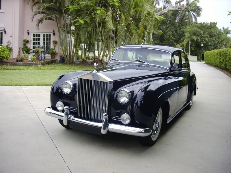1958 Rolls royce Silver Cloud #5