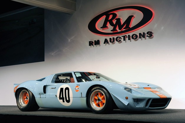 1968 Ford GT 40 #7