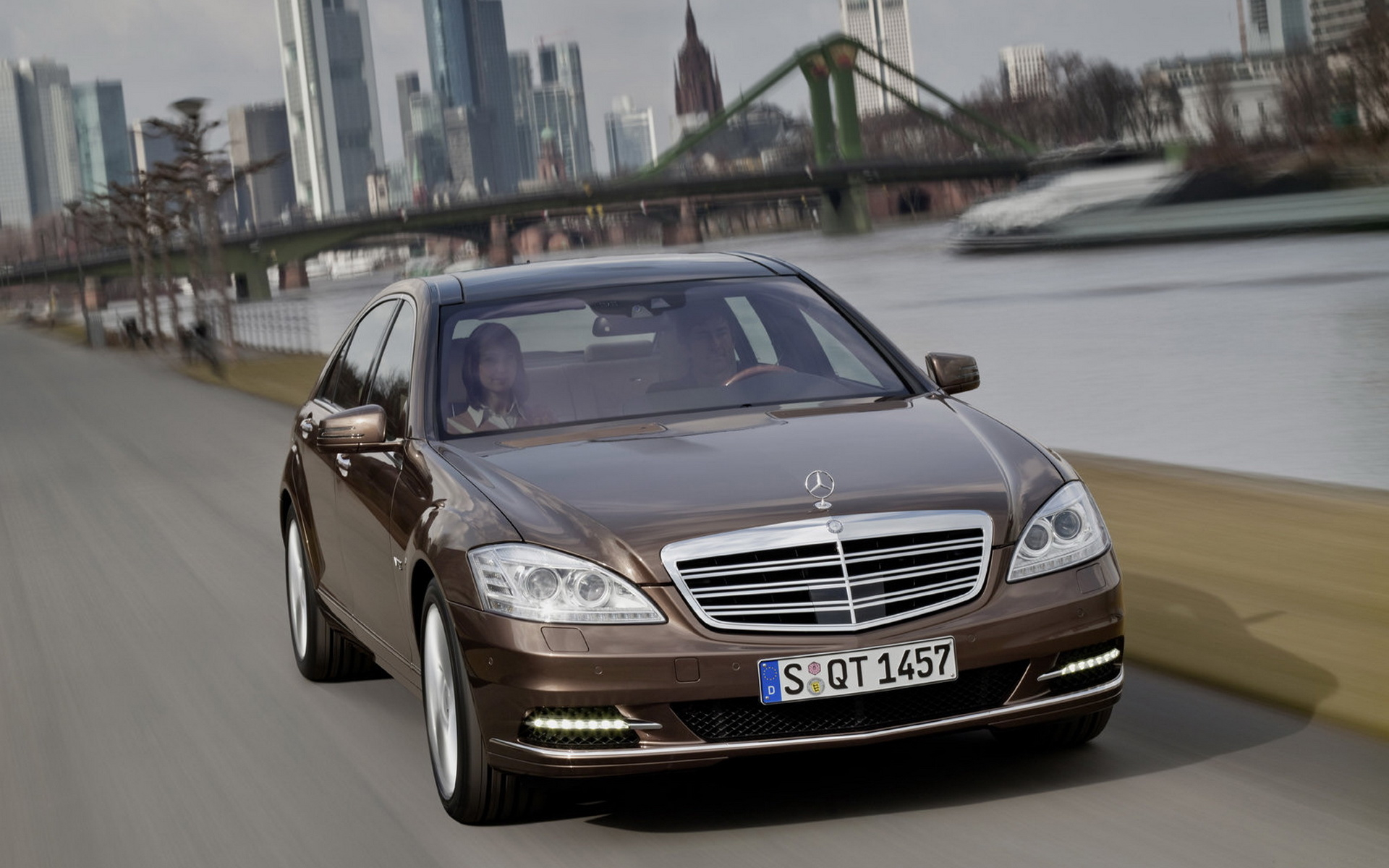2010 Mercedes Benz S Class Photos Informations Articles