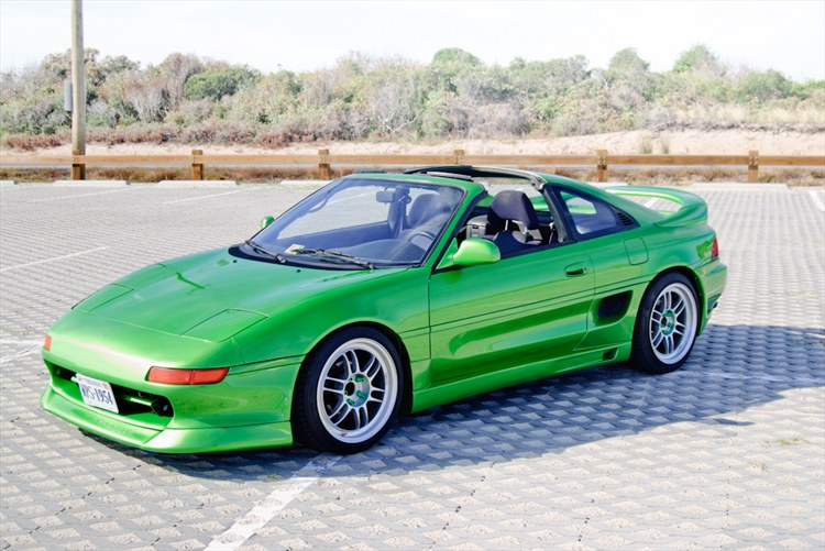 1991 Toyota Mr2 #16