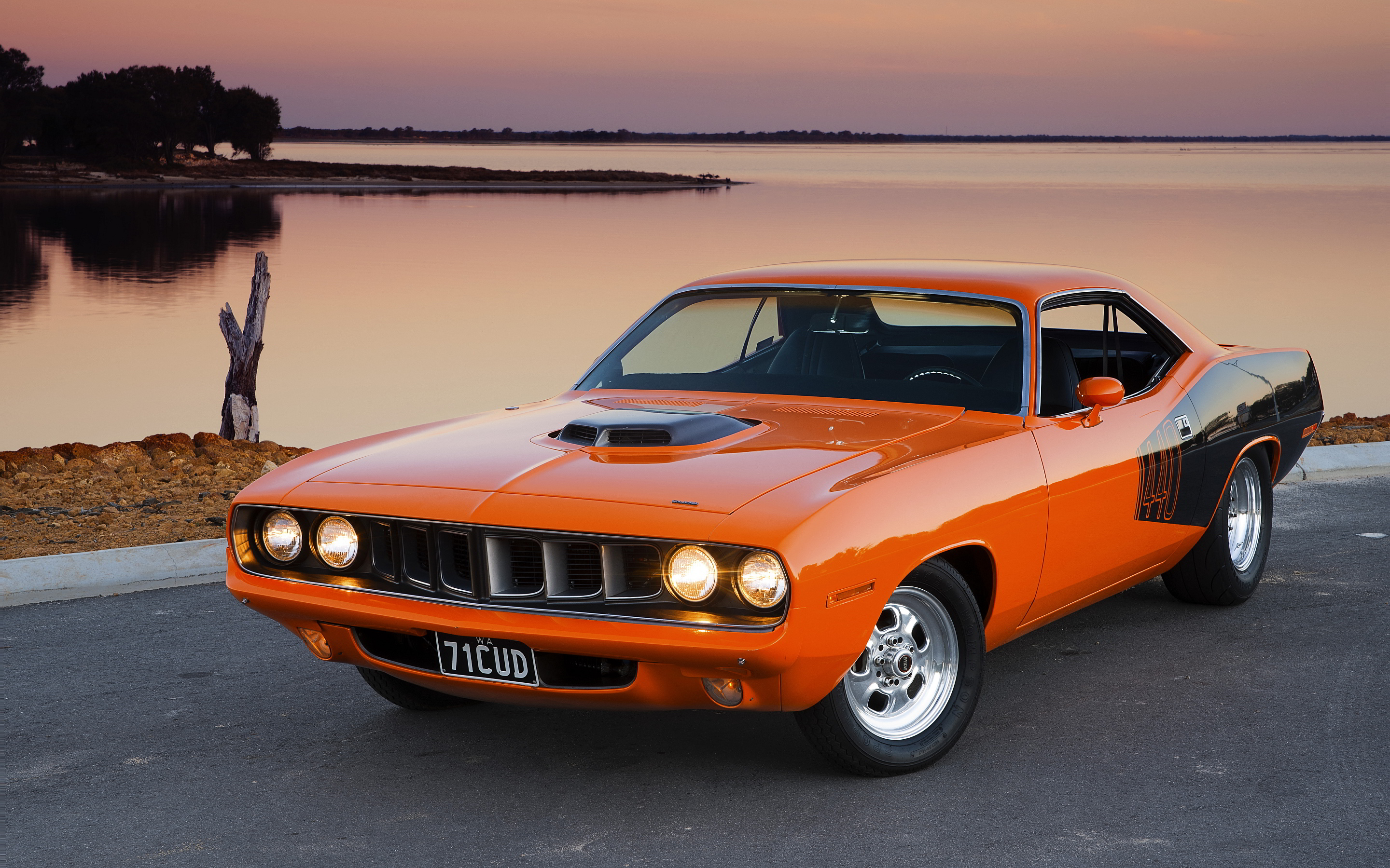 Plymouth Barracuda #5