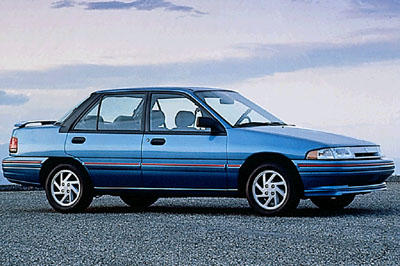 1994 Ford Tracer #1