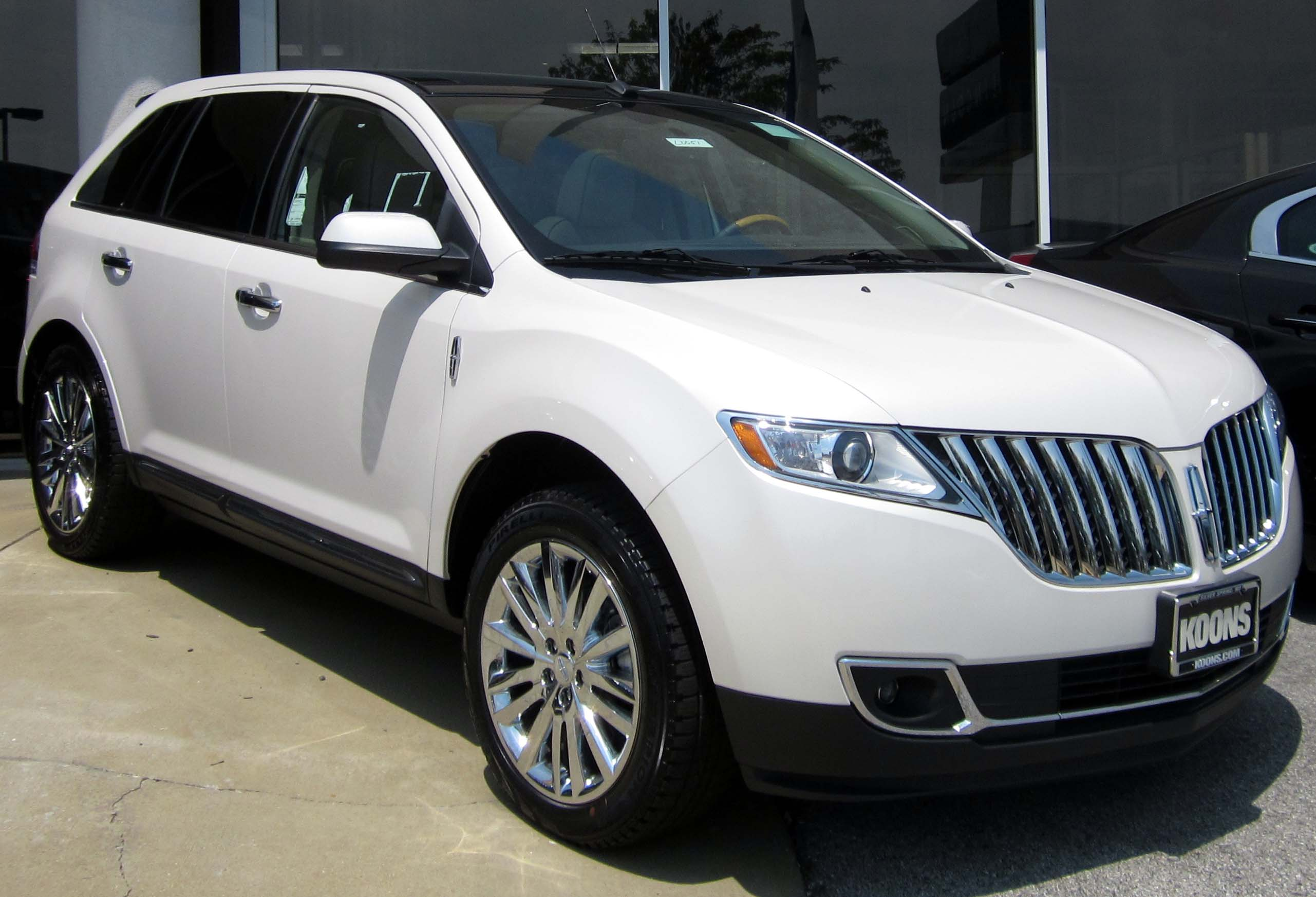 2012 Lincoln Mkx #4
