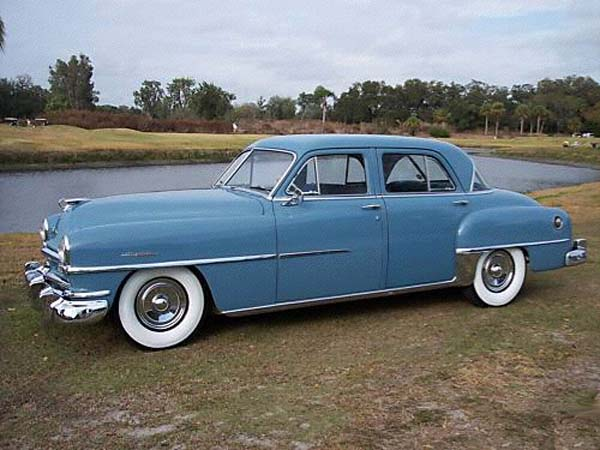 1952 Chrysler Windsor #14
