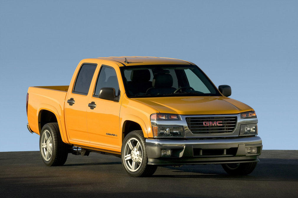 2012 GMC Canyon #9