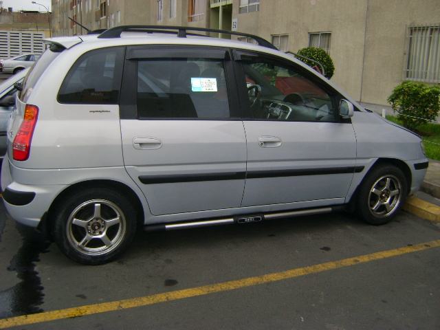 2005 Hyundai Matrix #14