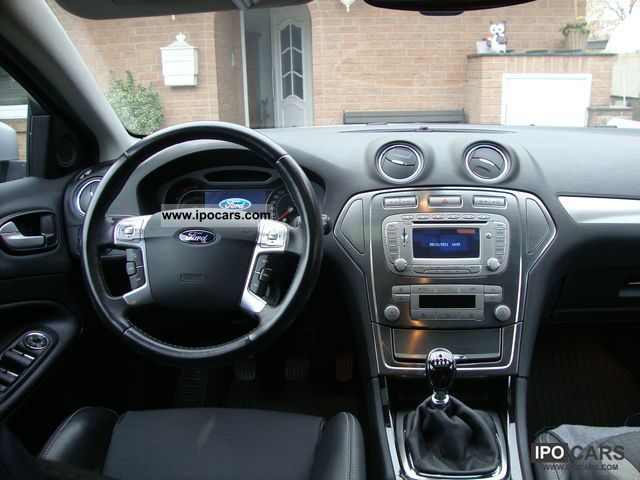 2009 ford mondeo photos informations articles. Black Bedroom Furniture Sets. Home Design Ideas