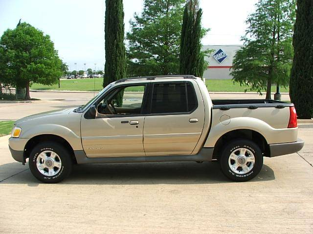 2001 ford explorer sport trac photos, informations, articles