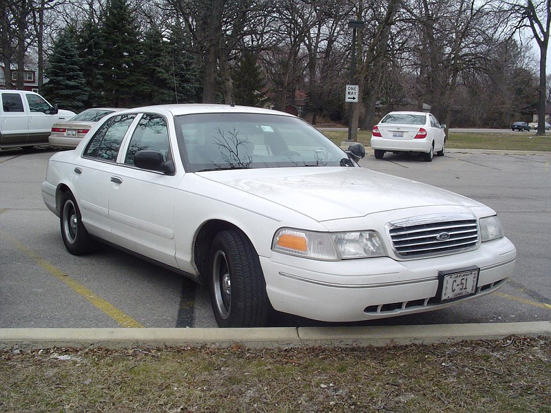 1998 Ford Crown Victoria #10