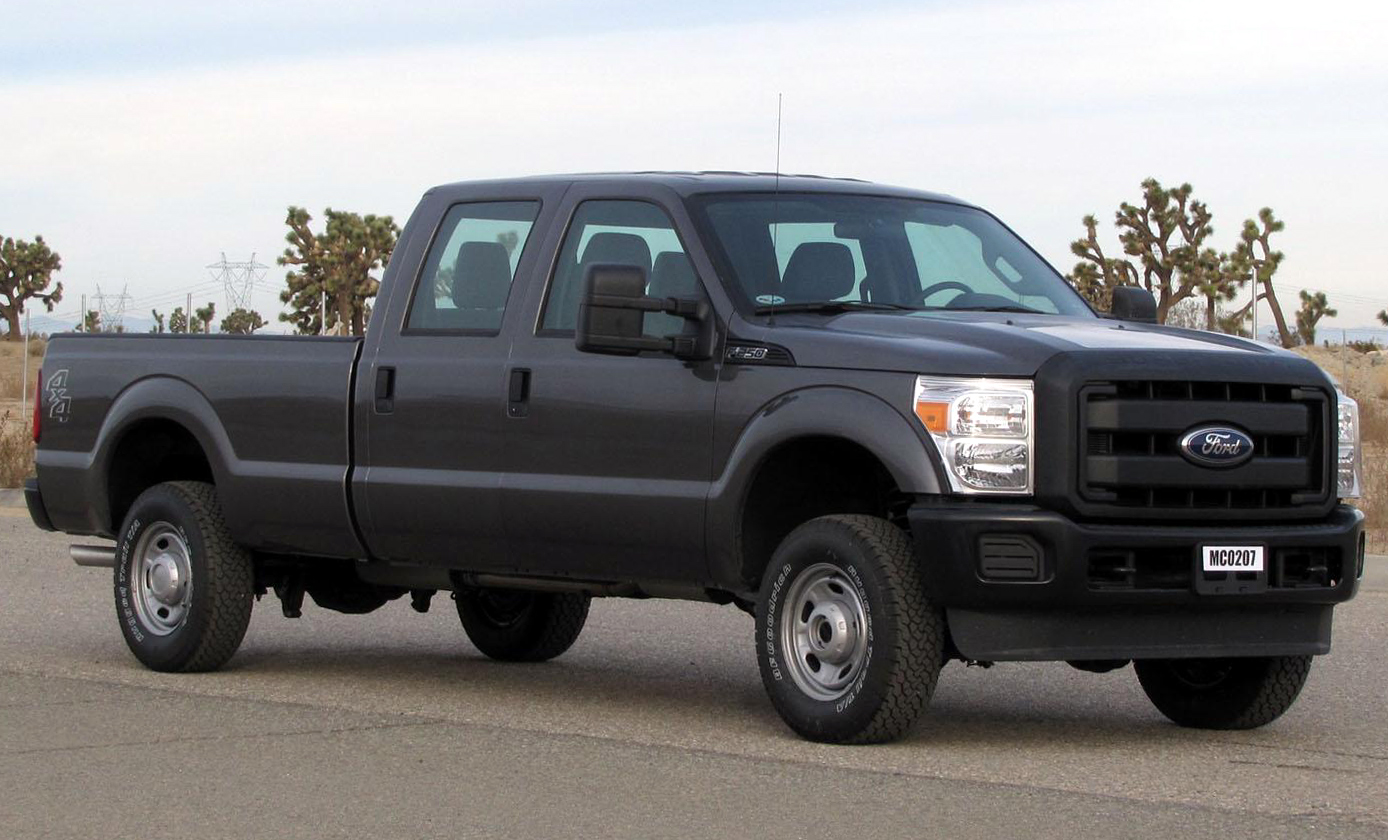 2009 Ford F-250 Super Duty #12