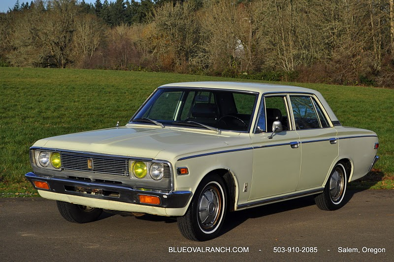 1970 Toyota Crown #2
