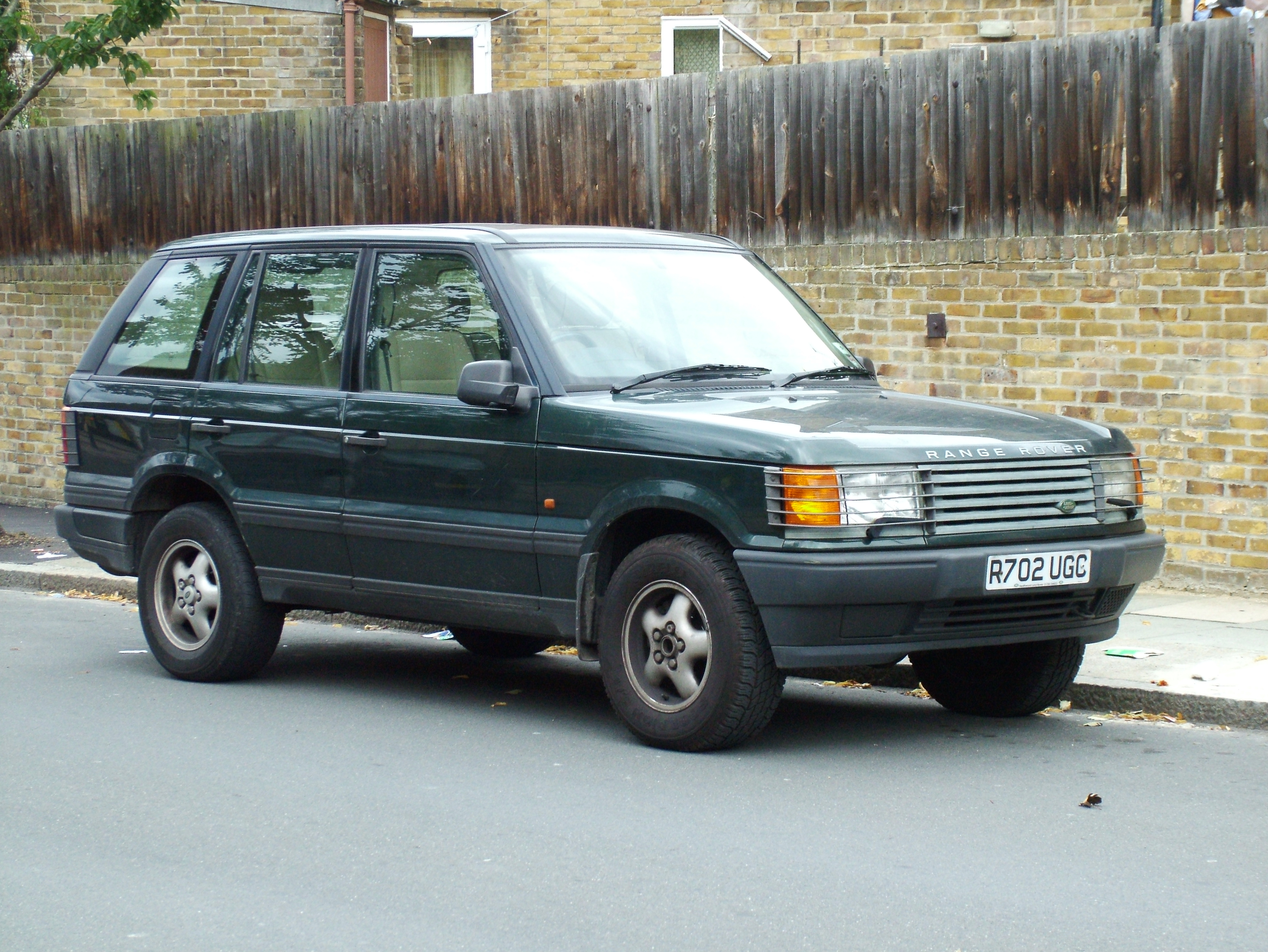 1998 Land Rover Range Rover Photos Informations Articles