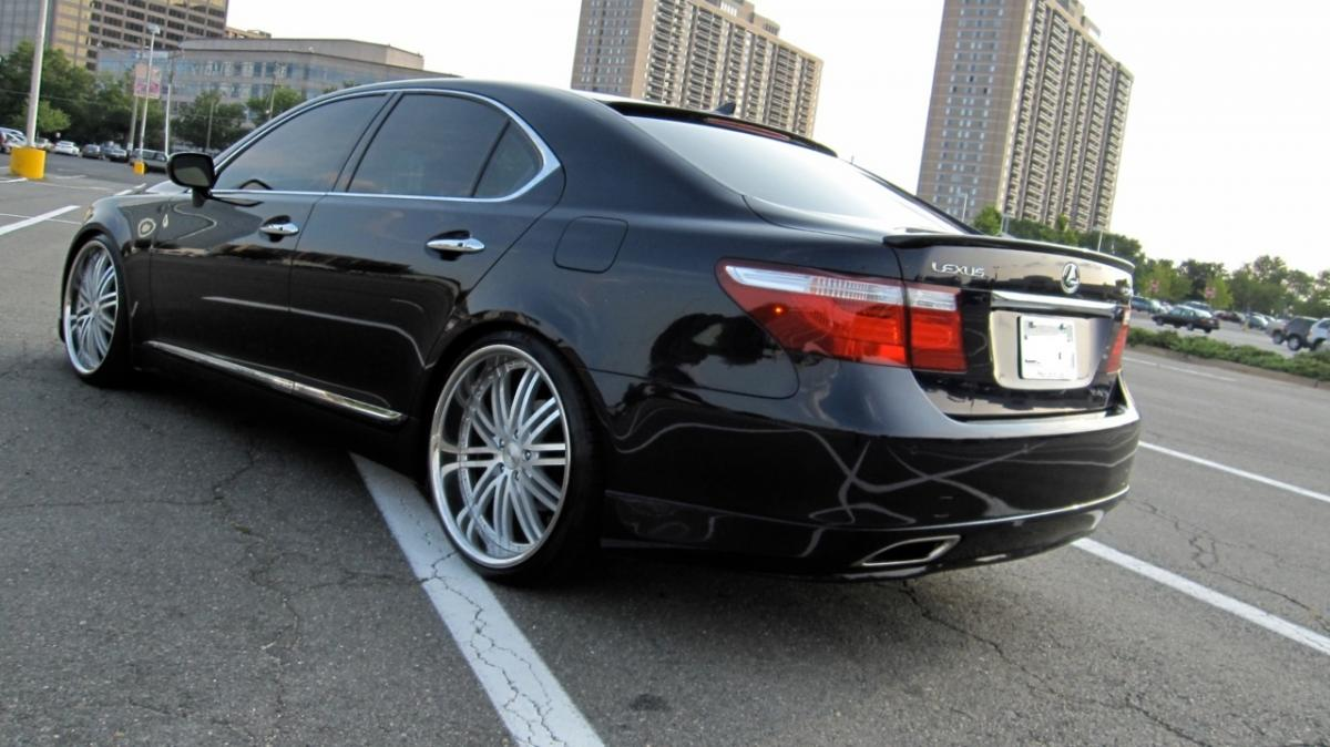2008 Lexus Ls 460 Photos Informations Articles