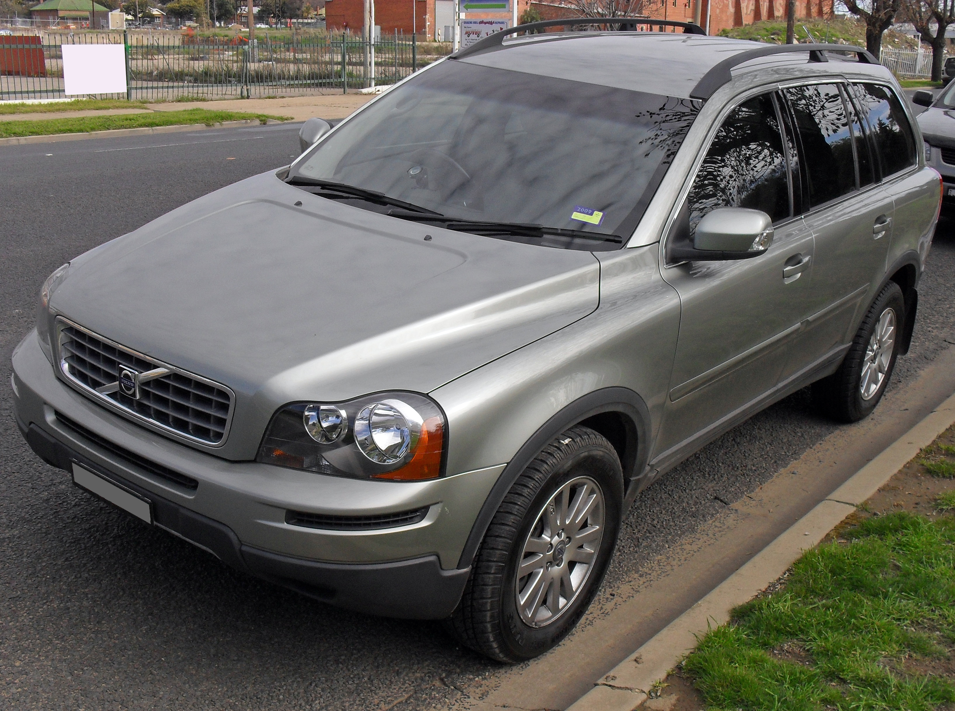 2006 volvo xc90 photos informations articles. Black Bedroom Furniture Sets. Home Design Ideas