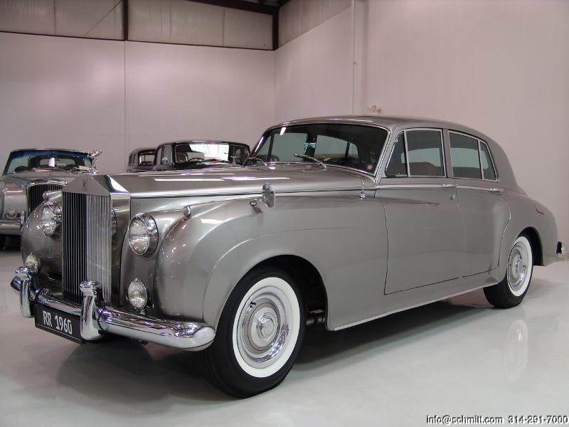 1960 Rolls royce Silver Cloud #11