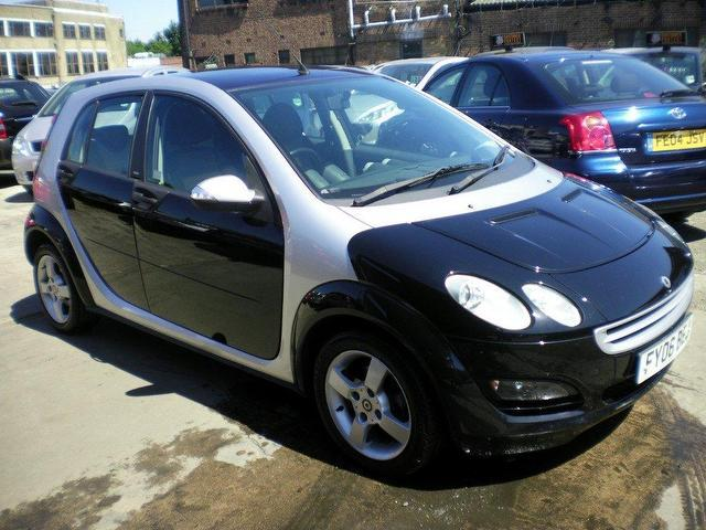 2001 Smart ForFour #2